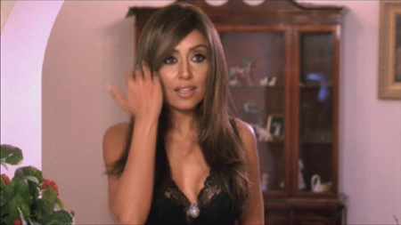 "Sultry Namrata Singh Gujral in ""Americanizing Shelley"""