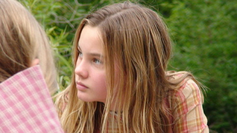"""Liana Liberato stars as Cadi Forbes in """"The Last Sin Eater"""""""