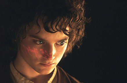 Frodo, you're nothing to me now. You're not a brother, you're not a friend. I don't want to know you or what you do. I don't want to see you at the inn, I don't want you near my castle. When you see our mother, I want to know a day in advance, so I won't be there. You understand?